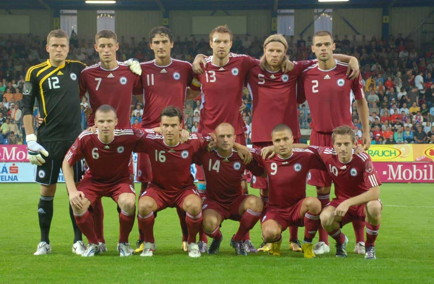 latvia fc soccer team 2019