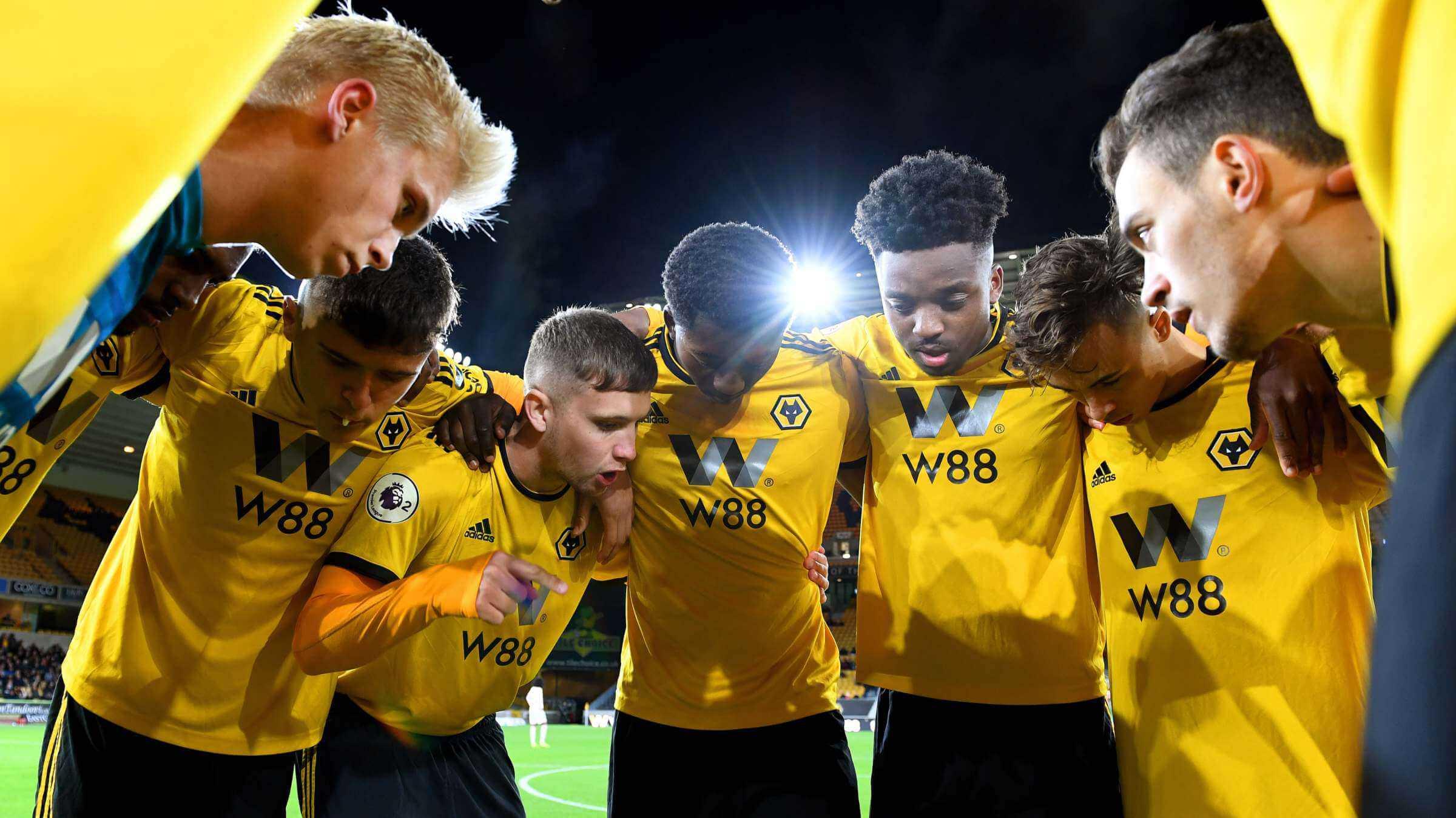 wolverhampton wanderers fc soccer team 2019