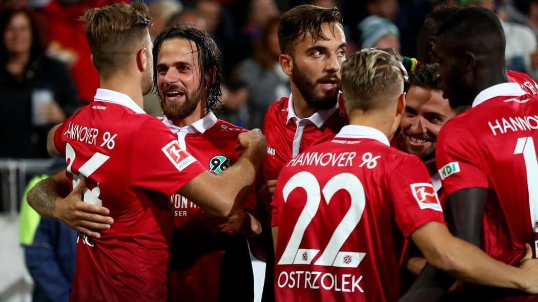 Hannover 96 soccer team
