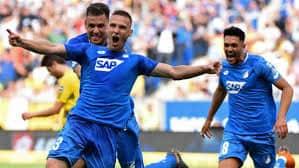 Hoffenheim soccer team 2019