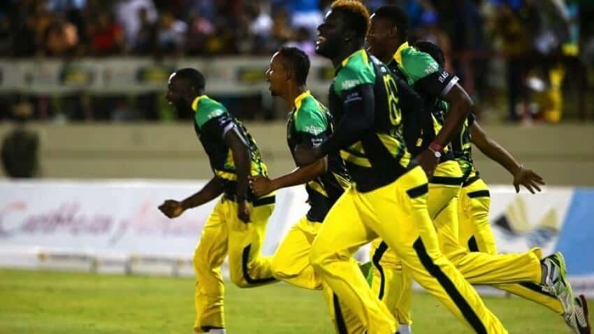 Jamaica soccer team 2019