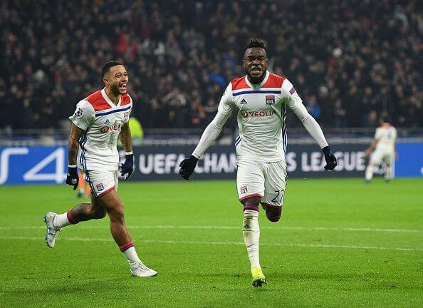Olympique Lyonnais soccer team 2019