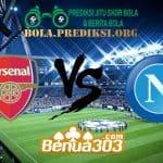 Prediksi Skor Arsenal Vs Napoli 12 April 2019