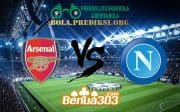 Prediksi Skor Arsenal Vs Napoli 12 April 2019