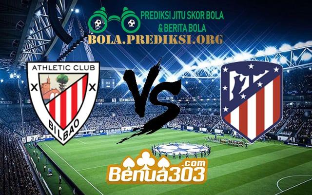 Prediksi Skor Athletic Club Vs Atletico Madrid 17 Maret 2019