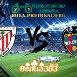Prediksi Skor Athletic Club Vs Levante 4 April 2019