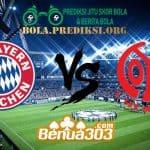Prediksi Skor Bayern München Vs Mainz 05 18 Maret 2019