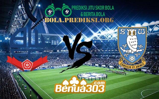 Prediksi Skor Bolton Wanderers FC Vs Sheffield Wednesday FC 13 Maret 2019