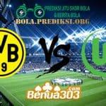 Prediksi Skor Borussia Dortmund Vs Wolfsburg 30 Maret 2019