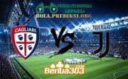 Prediksi Skor Cagliari Vs Juventus 3 April 2019