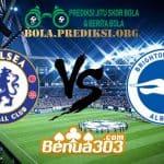 Prediksi Skor Chelsea Vs Brighton & Hove Albion 4 April 2019