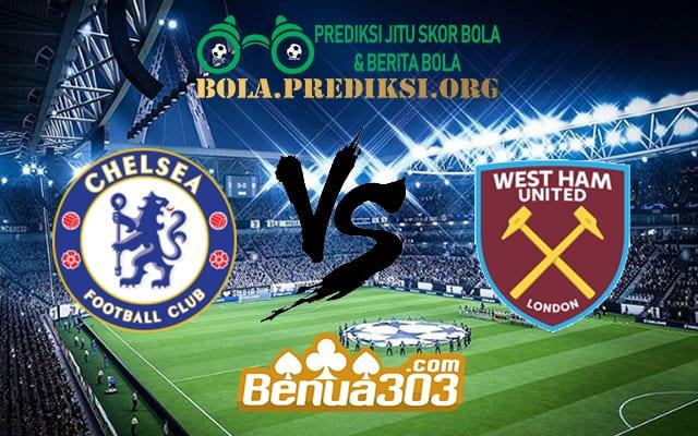 Prediksi Skor Chelsea Vs West Ham United 9 April 2019