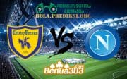 Prediksi Skor Chievo Vs Napoli 14 April 2019