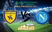 Prediksi Skor Chievo Vs Napoli 14 April 2019
