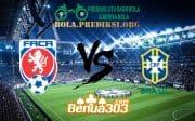 Prediksi Skor Czech Republic Vs Brazil 27 Maret 2019