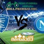 Prediksi Skor Empoli Vs Napoli 4 April 2019