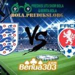 Prediksi Skor England Vs Czech Republic 23 Maret 2019