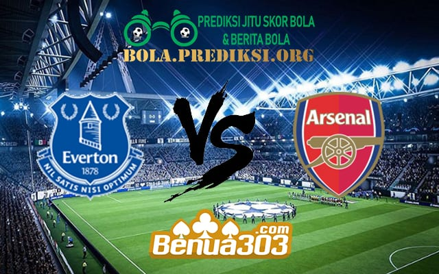 Prediksi Skor Everton Vs Arsenal 7 April 2019