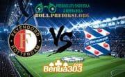 Prediksi Skor Feyenoord Vs Heerenveen 5 April 2019