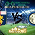Prediksi Skor Genoa Vs Internazionale 4 April 2019