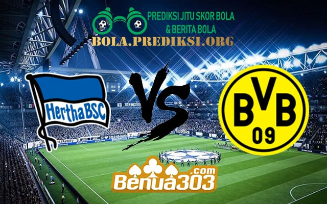 Prediksi Skor Herha BSC Vs Borussia Dortmund 17 Maret 2019