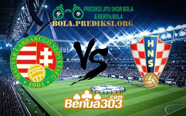 Prediksi Skor Hungary Vs Croatia 25 Maret 2019