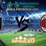 Prediksi Skor Juventus Vs Milan 6 April 2019