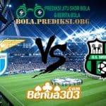 Prediksi Skor Lazio Vs Sassuolo 7 April 2019
