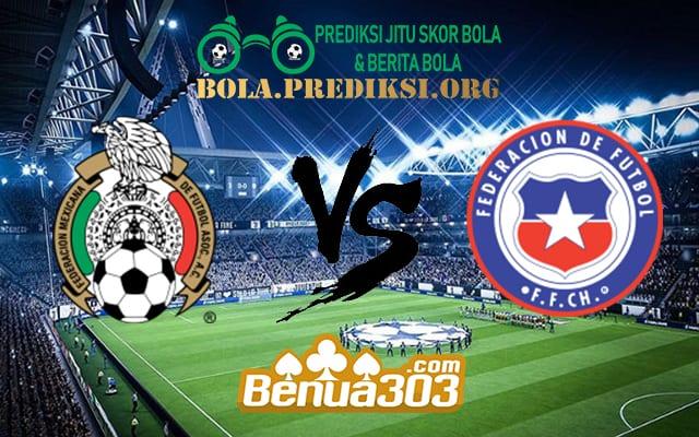Prediksi Skor Mexico Vs Chile 23 Maret 2019