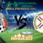 Prediksi Skor Mexico Vs Paraguay 27 Maret 2019