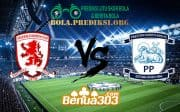Prediksi Skor Middlesbrough Vs Preston North End 14 Maret 2019