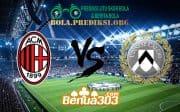 Prediksi Skor Milan Vs Udinese 3 April 2019