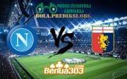 Prediksi Skor Napoli Vs Genoa 8 April 2019