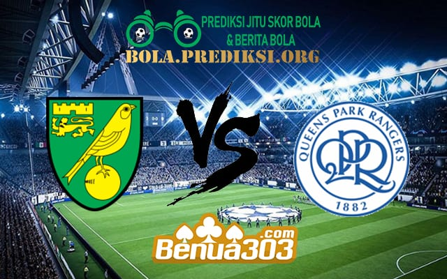 Prediksi Skor Norwich City Vs Queens Park Rangers 6 April 2019