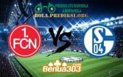 Prediksi Skor Nurnberg Vs Schalke04 13 April 2019