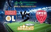 Prediksi Skor Olympique Lyonnais Vs Dijon 6 April 2019