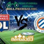 Prediksi Skor Olympique Lyonnais Vs Montpellier 16 Maret 2019
