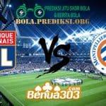 Prediksi Skor Olympique Lyonnais Vs Montpellier HSC 16 Maret 2019