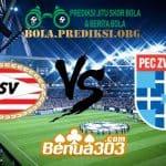 Prediksi Skor PSV Vs PEC Zwolle 4 April 2019