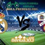 Prediksi Skor Real Madrid Vs Huesca 1 April 2019