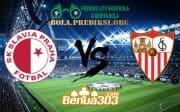 Prediksi Skor SK Slavia Prague Vs Sevilla 15 Maret 2019