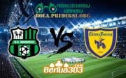 Prediksi Skor Sassuolo Vs Chievo 5 April 2019