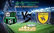 Prediksi Skor Sassuolo Vs Chievo 5 April 2019
