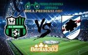 Prediksi Skor Sassuolo Vs Sampdoria 16 Maret 2019