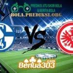 Prediksi Skor Schalke 04 Vs Eintracht Frankfurt 6 April 2019