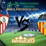 Prediksi Skor Sevilla Vs Valencia 31 Maret 2019
