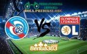 Prediksi Skor Strasbourg Vs Olympique Lyonnais 9 Maret 2019