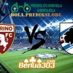 Prediksi Skor Torino Vs Sampdoria 4 April 2019