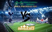 Prediksi Skor Tottenham Hotspur Vs Crystal Palace 4 April 2019