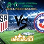 Prediksi Skor United States Vs Chile 27 Maret 2019